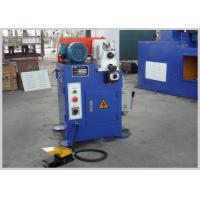 Quality Motorcycle Exhaust Pipe Chamfering Machine High Rotating Speed Easy Operation for sale