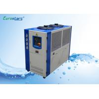 Quality Anti Corrosion Coated HVAC Commercial Water Chiller Microelectronics Control for sale