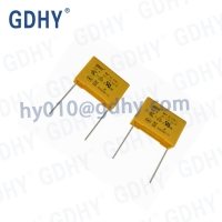Quality Mkp X2 Class Anti-Interference 0.47uf 310v 27.5mm Suppression Capacitor for sale