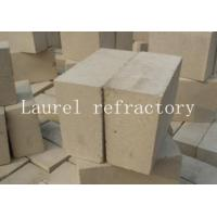 Quality Steel Furnaces High Alumina Brick For Refractory , Fire Resistant Bricks for sale