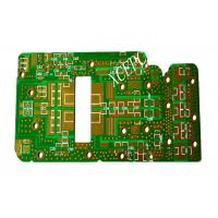 Buy Fr4 High Frequency PCB Circuit Green For Wireless Communication Field at wholesale prices