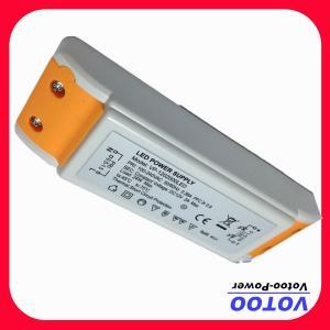 Quality 36W 12V CE IP23 Constant Voltage LED Driver Efficiency Strip Light Transformer for sale