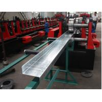 Buy China Thickness 4mm C and Z Purlin Automated Changeable Roll Forming Machine  With 17 Forming Stations at wholesale prices