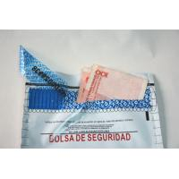 Quality Waterproof Coin Safe Tamper Evident Security Bags Digital Printing for sale
