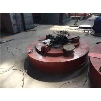 Quality industrial strength Electric Lifting Magnets 900-1100 kg Lifting Capacity MW5 series for sale
