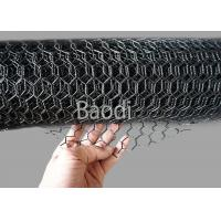 Quality PVC Spraying Chicken Netting Hexagonal Woven Mesh Corrosion Resistance for sale
