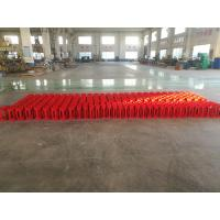 Welded Elastic Spring Casing Centralizer , Simple Structure Casing Accessories for sale