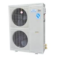 China Air Cooled Air Conditioner Refrigeration Condensing Unit Monolithic Structure  High Heat Exchange Efficiency on sale