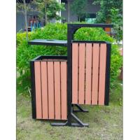 Quality Outdoor non fading wpc recycle bin RMD-D4 for sale