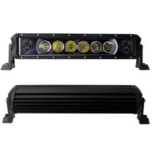 Quality 60 Watt Single Rows LED Car Light Bar ( 10W CREE ) Led Driving Light Bar for sale