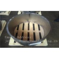 Quality Stainless Steel Forging Ring  Forging Annealing PED Certificate for sale