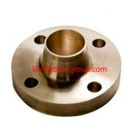 China Nickel Alloy Steel Flanges ASTM B564 on sale