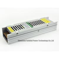 Ultra Slim Metal Case 12V 24V Switching Mode Power Supply 150W Rated Power with CE ROHS