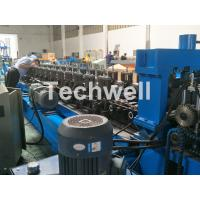 Quality 85mm Shaft Diameter Cable Tray Roll Forming Machine With GI or Carbon Steel Raw Material for sale
