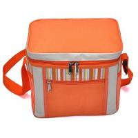 Waterproof  Picnic Insulated Cooler Bags  In Polyester for food  / Drink