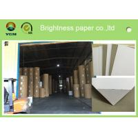 Quality One Side Coated Blister Blister Board Paper Roll 1092 / 1194mm Full Gsm for sale
