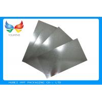 Quality Vacuum Metallized Bottle Label Paper High Wet Strength Heat Transfer Paperboard for sale