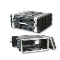 Quality Low Maintenance 4U Rack Flight Case Aluminium Construction Rack Mount Case for sale