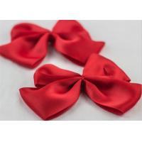 Quality Red Bow Tie Ribbon for sale