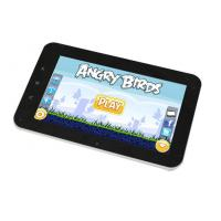 Quality 7 Inch Capacitive Android Tablet PC Touchpad MID With Camera, 3G Module, 512M DDR3 Ram for sale