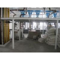 Quality Semi Automatic Detergent Powder Production Line For Chemical Industry for sale