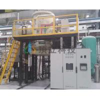 Bottom Loading Vacuum Brazing Furnace  For Metal Joining Processv of Titanium Alloy for sale