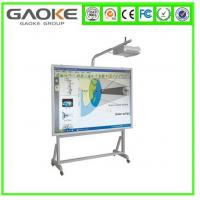 Quality Infrared Interactive Whiteboard with Double-Touch for sale
