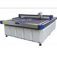 Quality Hign Speed Corrugated Paper Cutting Machine , 0.2 - 60mm Thickness Horizontal Cutting Machine for sale
