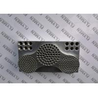Quality High Accuracy CNC Machined Aluminum Parts Customized Material OEM ODM Service for sale