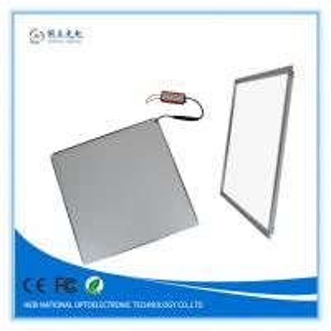 China aluminum lamp body 36w flat led panel light for home decoration 60x60 cm led on sale