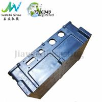 Quality NEVs CNC Machined Components , Compact Design Diecast Aluminum Charger Housing for sale