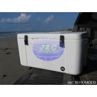 Quality Precision Rotational Molded Cooler , LLDPE Insulated Small Rotomolded Coolers for sale