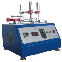 Quality Ethanol / Eraser / Pencil Abrasion Tester , Abrasion Testing Machine , Abrasion Testing Equipment for sale