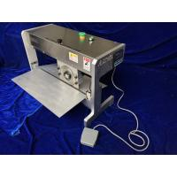 Quality Auto PCB Depaneling Machine With Circular Linear Blades For SMT Assembly for sale