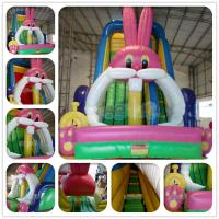Quality Inflatable Rabbit  Slide for sale