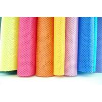 Quality Breathable Hot Air Through Nonwoven / ADL Nonwoven With Good Ductility for sale