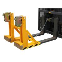 China 1000Kg Load Capacity Oil Drum Handling Equipment Bandage-type Double-protection on sale