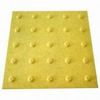 Quality Rubber tiles for blind track for sale