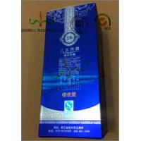 Quality Multi Colored Custom Printed Corrugated Wine Packaging Box Glossy Lamination for sale