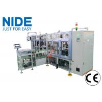 Buy cheap High Effeciency Lacing Machine Four Working Stations Stator Coil Winding Lacer from wholesalers