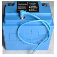 Buy cheap Non-toxic Lithium Car Battery 12.8V 45AH Deep Circle Energy Storage System from wholesalers