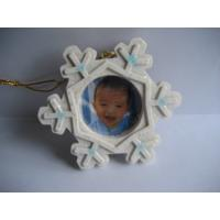Buy Resin Christmas frame at wholesale prices