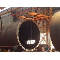 Quality 40 Tons Self Adjustment Automatic Pipe Turning Rollers Siemens System for sale