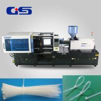 Quality 16.9kw Nylon Cable Tie Making Machine , Thermoset Injection Molding Machine for sale