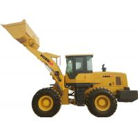 Quality Compact Articulated Wheel Loader Machine 640B 4 Ton Wheel Loaders ISO Approved for sale
