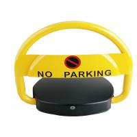 Quality Safety Waterproof Remote Control Car Parking Lock For Airport DC6V 7AH for sale