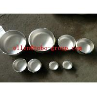 Quality Stainless steel Cap ASTM A403 WP304/304L, WP316/316L, WP321, WP347, WPS 31254. UNS S31803, for sale