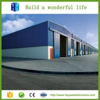 China Factory production sports hall structure clear span fabric buildings on sale