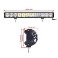 Quality Truck LED Car Light Bar 30W 60W 120W 6000K Off Road SUV LED Driving Light for sale