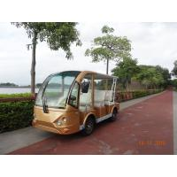China Miniature Electric Shuttle Bus Electric Resort Cart 1 Year Warranty on sale